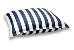 Floor 44x54 Outdoor Pillow, Navy