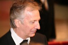 """February 9, 2006 -- Alan Rickman -- Alan Rickman at the photo-call for """"Snow Cake"""" as part of the 56th Berlin International Film Festival (Berlinale) in Berlin, Germany."""