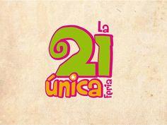 [2011] Primer puesto concurso de logo para la imagen de la 21única feria  Por: Antenita a mano