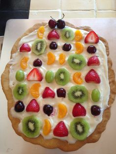 Candy Crush Fruit Pizza, yum! More