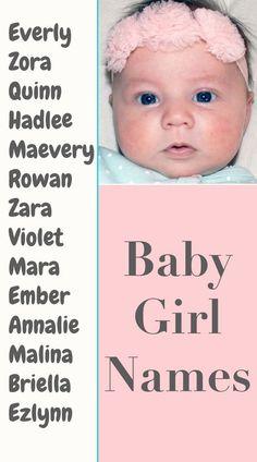 e9e374f54b11 Beautiful and Unique Baby Girl Names  babynames  babygirl  baby   beautifulgirlnames Modern Baby