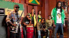 The Wailers Austin Reggae Festival 2013 4/19/2013