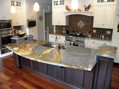 33 best vivid blue granite countertops images blue granite rh pinterest com