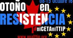 Otoño en resistencia 2016. Semana de acción 8-15 Octubre