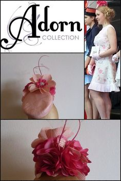 Adorn Collection by MELISSA BARNES #HatAcademy #millinery