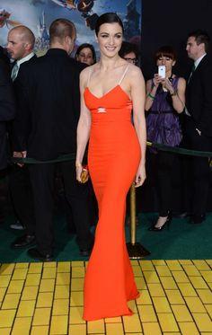 Rachel Weisz - Yellow carpet?!?