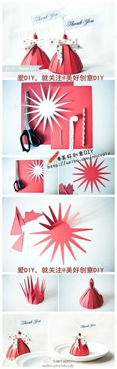 Cute packaging idea and how-to make some of your own!
