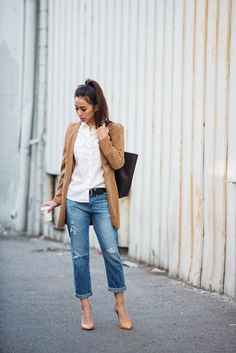The silhouette you need nice and casual