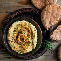 Addictively Easy Hummus