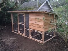 Chicken Coop - The Best Creative and Easy DIY Chicken Coops You Need In Your Backyard No 13 Building a chicken coop does not have to be tricky nor does it have to set you back a ton of scratch.