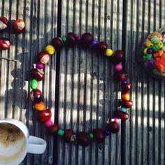 Kastanien und Perlen - So schließt sich der Kreis