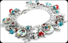 My jewelry store features handmade jewelry, Day of the Dead Jewelry - Dia de Los Muertos - Sugar Skull - Mexico Holiday - Frida Kahlo - Halloween Jewelry, and over 400 more unique jewelry designs. My