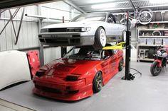 Silvia or 180sx?......
