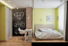 Модная спальня :: Мой Интерьер