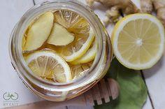 Preparato per tisana casalinga contro mal di gola e tosse