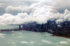 The Sky Falls to Earth by caribb, via Flickr