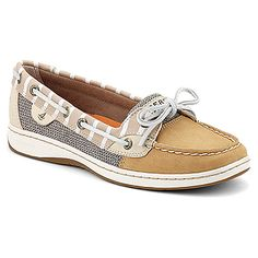 I love these!!!  Sperry Top-Sider Angelfish   Women's - Sand/Bretton Stripe - FREE SHIPPING at OnlineShoes.com