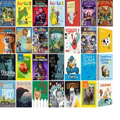 """Saturday, April 9, 2016: The Framingham Public Library has 35 new children's books in the Children's Books section.   The new titles this week include """"The Land of Stories: Beyond the Kingdoms,"""" """"Pete the Cat: Cavecat Pete,"""" and """"Goosebumps Most Wanted #2: Son of Slappy."""""""