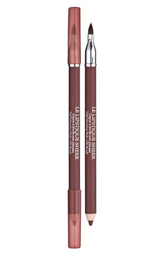 Lancôme 'Le Lipstique' LipColoring Stick with Brush available at #Nordstrom in Clair