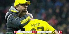 BVB Borussia Dortmund - Erik Durm und Jürgen Klopp #erikdurm #durm #37 #mannschaft #deutschland #fußball #futbol #cute #boys #germanyboys #germany #bvb #echteliebe #klopp