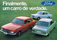 1969 Ford Corcel - Brasil