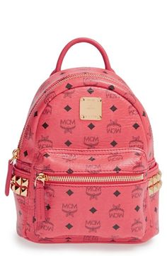 MCM+'X+Mini+-+Stark'+Backpack+available+at+#Nordstrom