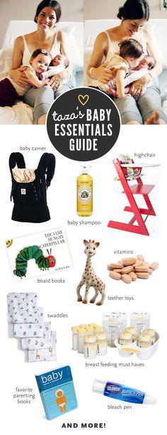 taza's baby essentials guide! | Love Taza