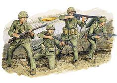 1945  US Marines Iwo Jima
