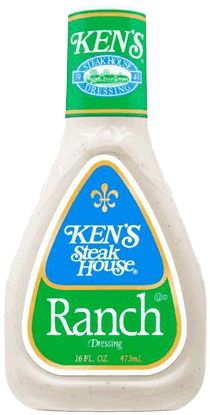 Ken's Steakhouse Ranch is gluten free