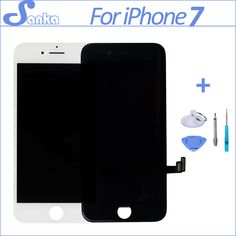 SANKA For iPhone 7 LCD Display Screen with 3D Touch Digitizer Assembly Replacement Pantalla LCD Screen Mobile Phone Parts