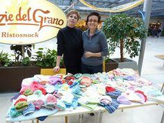 """La beneficenza dei Folletti Laboriosi: Donazione per """"Cuore di maglia"""" 2011"""