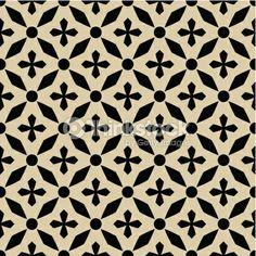 Vector Art : abstract seamless pattern