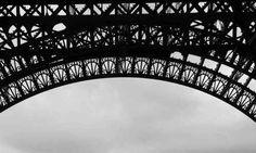Paris 18 - Eiffel Tower detail