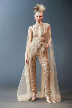 763422c9c4 13 Bridal Jumpsuits   Pantsuits for a Chic Wedding Dress Alternative -  WeddingWire