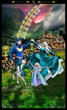 Elizabeth Rose Psychic and Tarot: Tarot Illuminati by Erik Dunn
