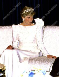 File photo of princess diana and saudi arabia 39 s king fahd for 32 princess of wales terrace