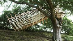 WABI SABI - simple, organic living from a Scandinavian Perspective.: A stunning treehouse for your garden!