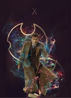 Doctor Ten; David Tennant