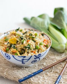 Market Vegetable Fried Rice [and H+W Hangout!] | a Couple Cooks
