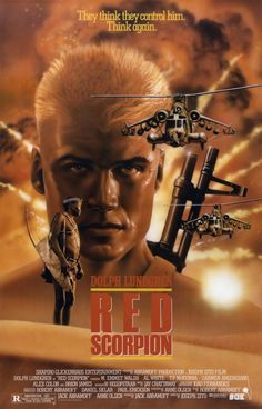 Red Scorpion (1988) 105 min - Action | Adventure - 21 April 1989 (USA)