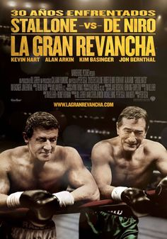 Cartel de la película #LaGranRevancha de @WarnerBrosSpain