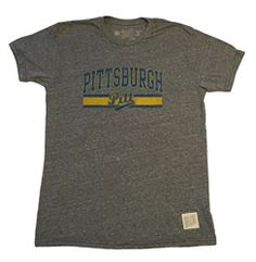 Pittsburgh Panthers Men s Original Retro Brand T-Shirt 71d08eb27