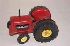 VINTAGE TONKA TRACTOR in Toys, Hobbies, Vintage, Antique Toys, Games, Vehicles | eBay!