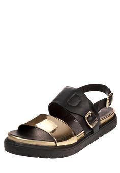 Sandalia Negra Anca $769