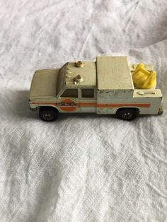 1983 Hot Wheels phone Truck  Diecast cars by TombigeeRiverVintage