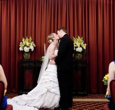 Ceremony in the Portland Room