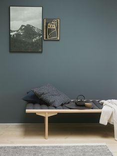 Fine veggfarger / new wall paint colours