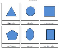 Printables in Spanish: Nomenclatura-figuras geometricas-Gratis (Geometrical Shapes)
