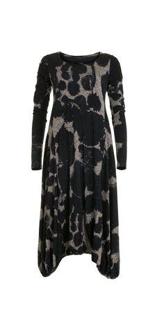 Rundholz Black Label Print Jersey Dress