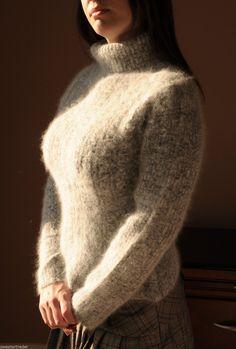 Fuzzy Angora Sweater Tumblr   angora sweaters
